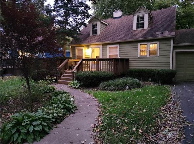 6031 Michigan Road, Indianapolis, IN 46228 (MLS #21812971) :: The Indy Property Source