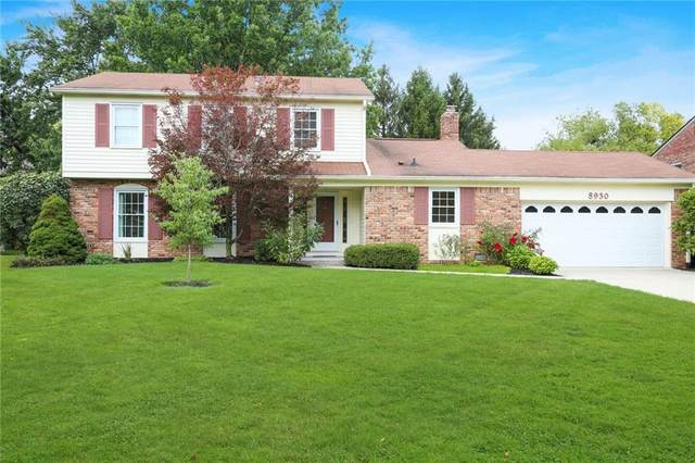 8930 Sassafras Court, Indianapolis, IN 46260 (MLS #21813003) :: Heard Real Estate Team | eXp Realty, LLC