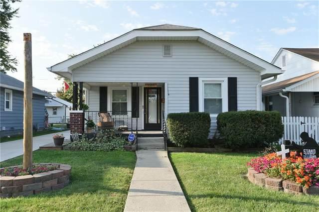3955 Fletcher Avenue, Indianapolis, IN 46203 (MLS #21813005) :: Heard Real Estate Team   eXp Realty, LLC