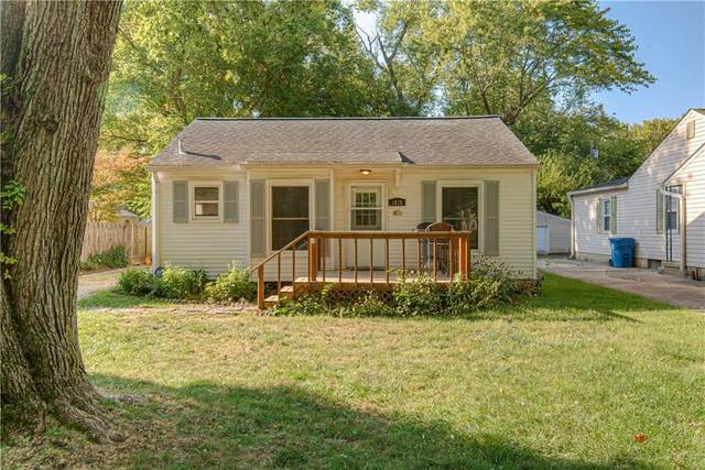 1819 E 66th Street, Indianapolis, IN 46220 (MLS #21813027) :: Mike Price Realty Team - RE/MAX Centerstone