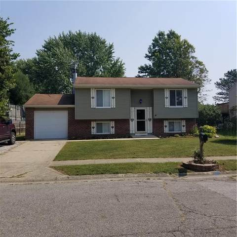 6719 Cordova Drive, Indianapolis, IN 46221 (MLS #21813029) :: The Indy Property Source