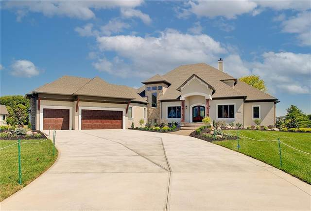4025 Lochview Court, Bargersville, IN 46106 (MLS #21813050) :: Mike Price Realty Team - RE/MAX Centerstone