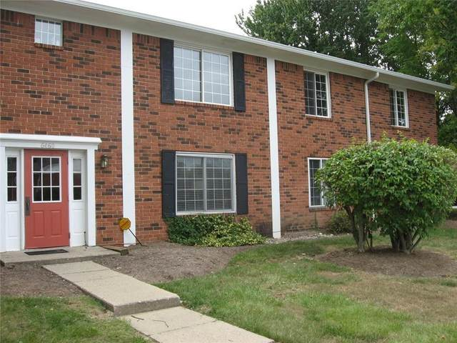 6460 Park Central Way D, Indianapolis, IN 46260 (MLS #21813069) :: The Evelo Team