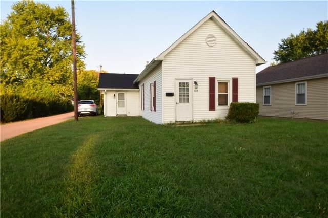 42 N Ross Street, Columbus, IN 47201 (MLS #21813074) :: Heard Real Estate Team | eXp Realty, LLC