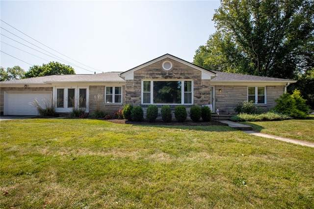 65 W 61st Street W, Indianapolis, IN 46208 (MLS #21813078) :: The Evelo Team
