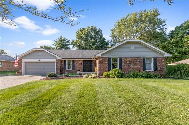 205 Oak Boulevard South Drive, Greenfield, IN 46140 (MLS #21813086) :: Ferris Property Group