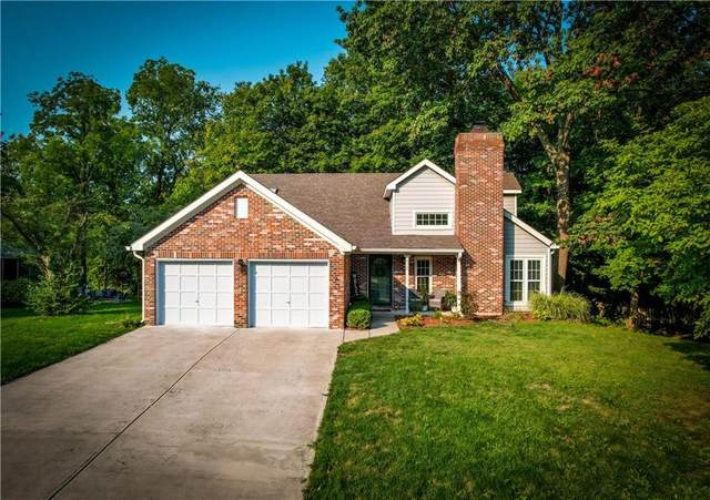 8424 La Habra Lane, Indianapolis, IN 46236 (MLS #21813088) :: Mike Price Realty Team - RE/MAX Centerstone