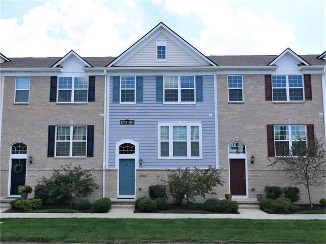 14006 Wimbleton Way, Fishers, IN 46037 (MLS #21813092) :: Mike Price Realty Team - RE/MAX Centerstone
