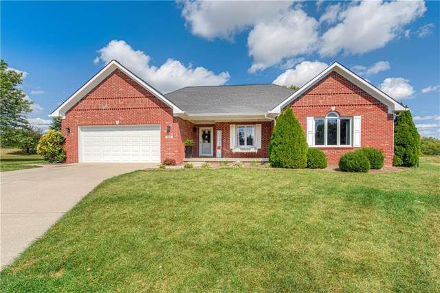 6000 Stonecreek Drive, Plainfield, IN 46168 (MLS #21813096) :: Mike Price Realty Team - RE/MAX Centerstone