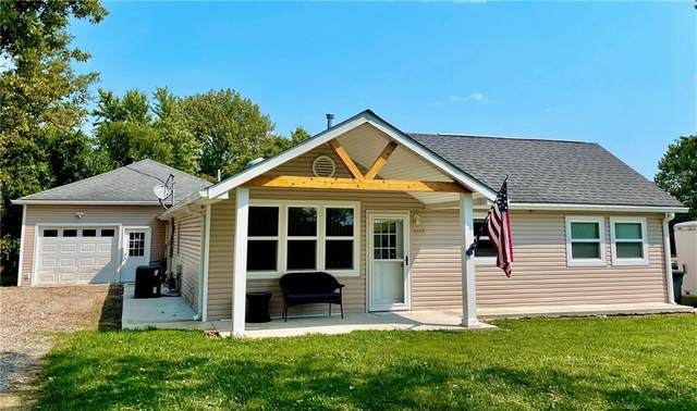 3313 S 550 E, Franklin, IN 46131 (MLS #21813098) :: The Indy Property Source