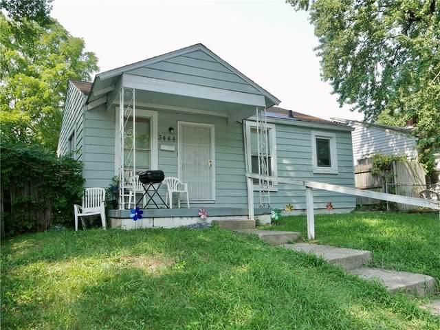 3444 Kinnear Avenue, Indianapolis, IN 46218 (MLS #21813099) :: Pennington Realty Team