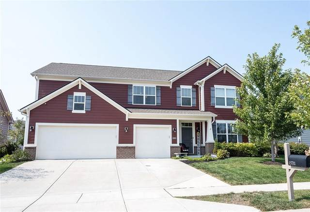 15711 Myland Drive, Noblesville, IN 46062 (MLS #21813113) :: Mike Price Realty Team - RE/MAX Centerstone