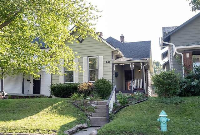 1141 Evison Street, Indianapolis, IN 46203 (MLS #21813120) :: AR/haus Group Realty