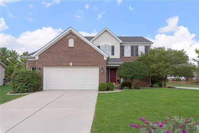11698 Tylers Close, Fishers, IN 46037 (MLS #21813121) :: Richwine Elite Group