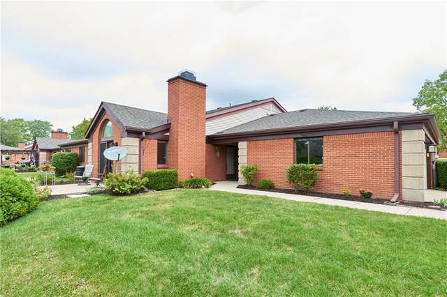 9378 Golden Leaf Way, Indianapolis, IN 46260 (MLS #21813122) :: Mike Price Realty Team - RE/MAX Centerstone