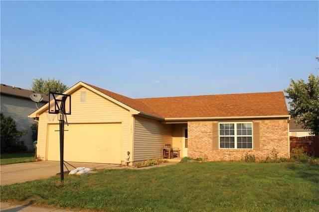1483 Blue Brook Way, Greenwood, IN 46143 (MLS #21813131) :: Heard Real Estate Team | eXp Realty, LLC