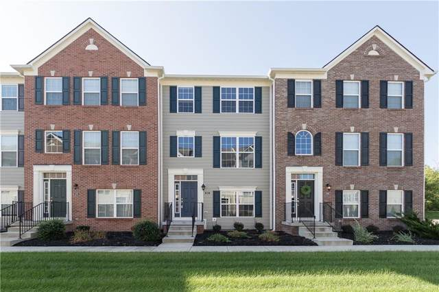 9072 Ramapo Drive, Fishers, IN 46038 (MLS #21813154) :: Mike Price Realty Team - RE/MAX Centerstone