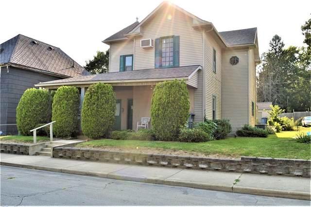 604 N Harrison Street, Alexandria, IN 46001 (MLS #21813163) :: The ORR Home Selling Team