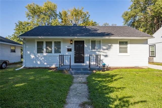 4762 Vernon Avenue, Indianapolis, IN 46226 (MLS #21813167) :: Heard Real Estate Team | eXp Realty, LLC