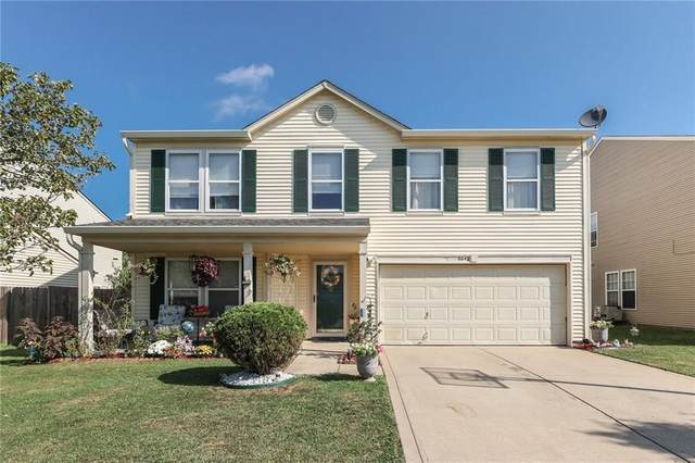 8642 Liberty Mills Drive, Camby, IN 46113 (MLS #21813176) :: Pennington Realty Team