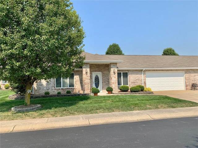 2708 Patriot Drive, Anderson, IN 46012 (MLS #21813180) :: The Evelo Team
