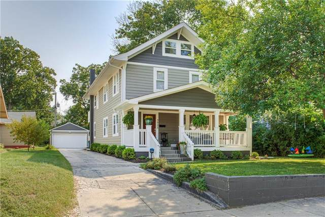 3905 Carrollton Avenue, Indianapolis, IN 46205 (MLS #21813182) :: Mike Price Realty Team - RE/MAX Centerstone