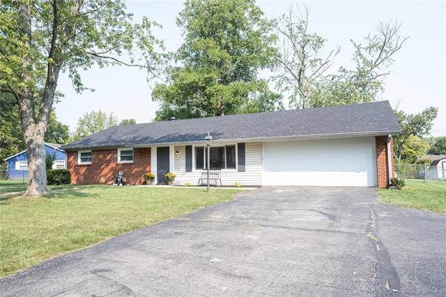 7808 Hilltop Lane, Indianapolis, IN 46256 (MLS #21813192) :: Ferris Property Group