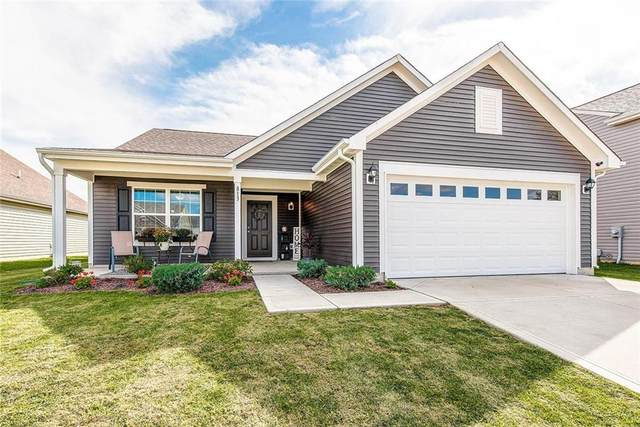 813 Blue Ash Trail, Greenwood, IN 46143 (MLS #21813200) :: Mike Price Realty Team - RE/MAX Centerstone