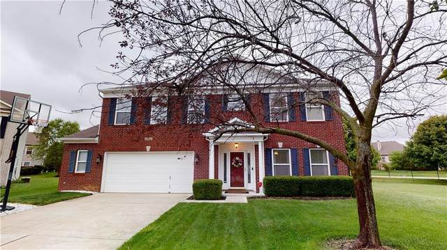 10428 Carlise Way, Fishers, IN 46038 (MLS #21813201) :: Ferris Property Group