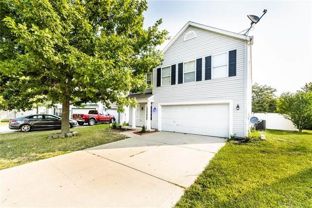 1621 Orchestra Way, Indianapolis, IN 46231 (MLS #21813204) :: Mike Price Realty Team - RE/MAX Centerstone
