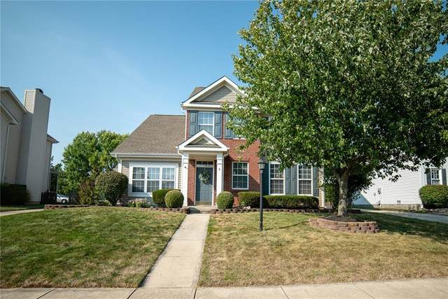 8 Springview Court, Brownsburg, IN 46112 (MLS #21813205) :: Mike Price Realty Team - RE/MAX Centerstone