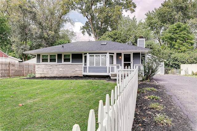 2530 Parr Drive, Indianapolis, IN 46220 (MLS #21813207) :: Pennington Realty Team