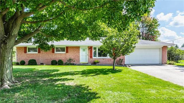 3714 Church Drive, Anderson, IN 46013 (MLS #21813226) :: Pennington Realty Team