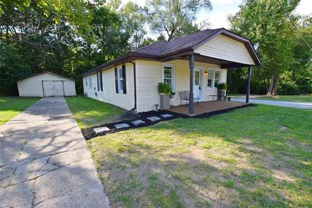 5997 State Rd 67, Anderson, IN 46011 (MLS #21813252) :: RE/MAX Legacy
