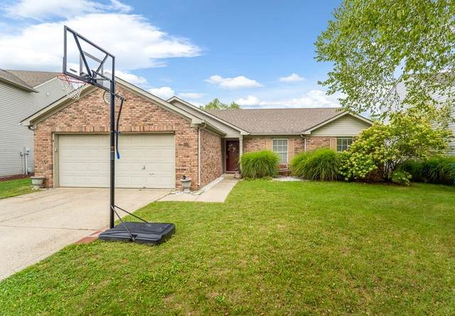 10328 Cerulean Drive, Noblesville, IN 46060 (MLS #21813256) :: The Evelo Team
