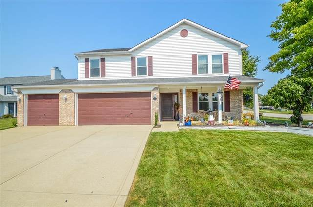 7154 Economics Court, Indianapolis, IN 46239 (MLS #21813262) :: Mike Price Realty Team - RE/MAX Centerstone