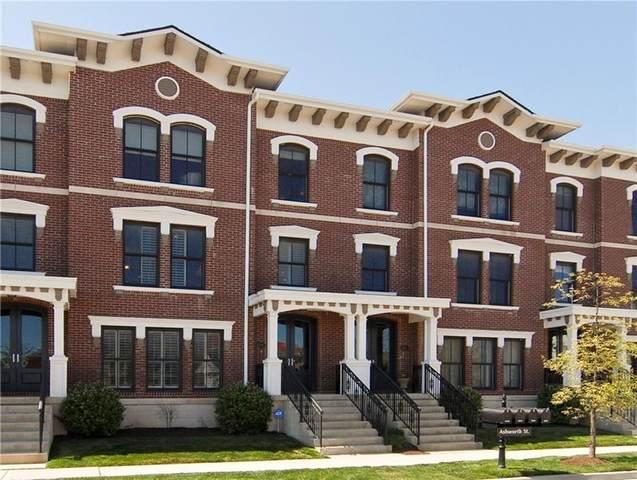 12796 Ashworth Street, Carmel, IN 46032 (MLS #21813277) :: Richwine Elite Group