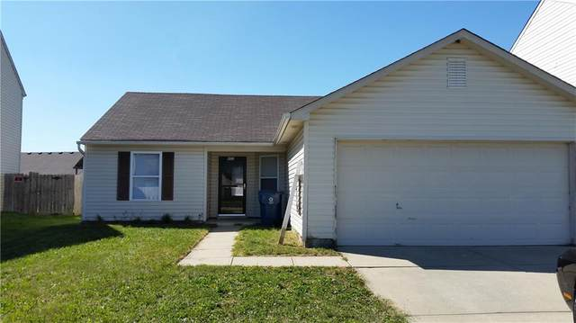 402 Timber Glenn Way, Indianapolis, IN 46241 (MLS #21813292) :: The Indy Property Source