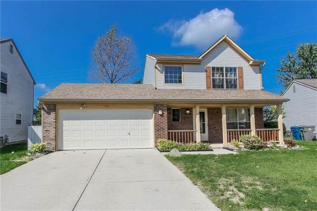 5032 Grand Tetons Drive, Indianapolis, IN 46237 (MLS #21813308) :: Pennington Realty Team