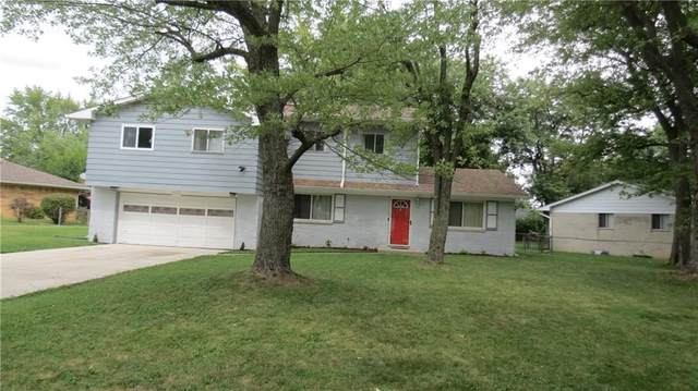 2545 Morning Star Drive, Indianapolis, IN 46229 (MLS #21813342) :: Heard Real Estate Team | eXp Realty, LLC