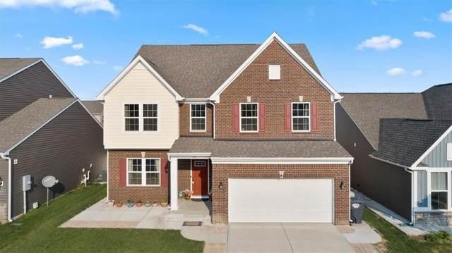 751 Keepsake Run, Greenwood, IN 46143 (MLS #21813347) :: Ferris Property Group