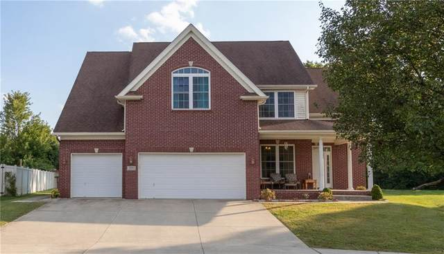 3484 Grant Court, Columbus, IN 47203 (MLS #21813362) :: Mike Price Realty Team - RE/MAX Centerstone