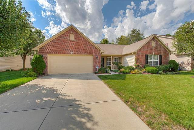 7087 Morello Lane, Noblesville, IN 46062 (MLS #21813364) :: Heard Real Estate Team | eXp Realty, LLC