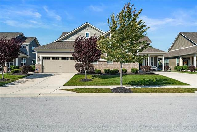 10840 Matherly Way, Noblesville, IN 46060 (MLS #21813366) :: The Evelo Team