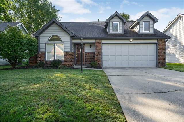 8889 White Fir Drive, Indianapolis, IN 46256 (MLS #21813394) :: Richwine Elite Group