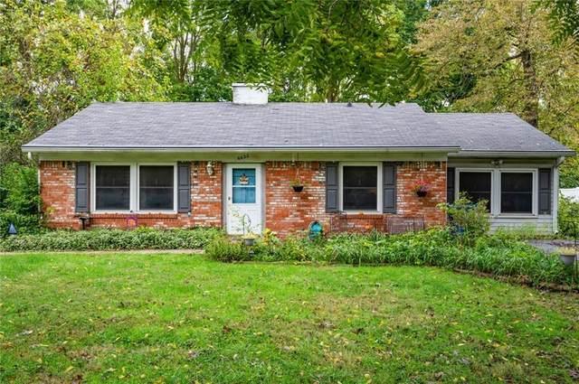 6622 Doris Drive, Indianapolis, IN 46214 (MLS #21813401) :: Ferris Property Group