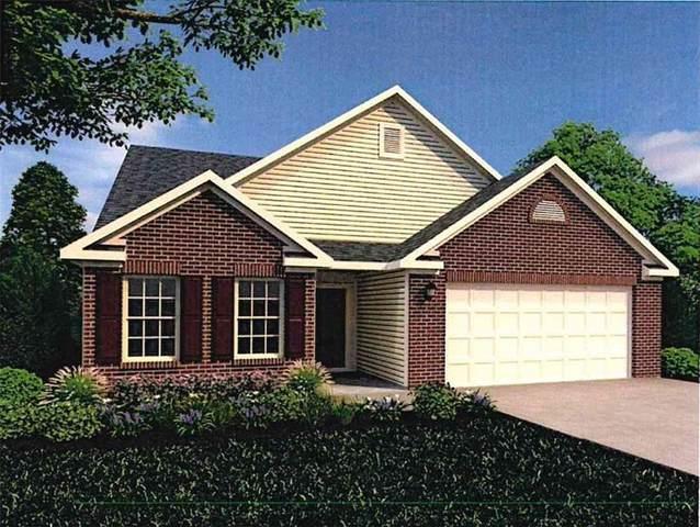 3188 Bridlewood Trail, Danville, IN 46122 (MLS #21813416) :: Richwine Elite Group