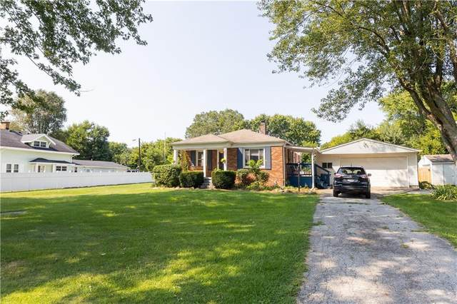 260 Richie Avenue, Indianapolis, IN 46234 (MLS #21813421) :: Mike Price Realty Team - RE/MAX Centerstone