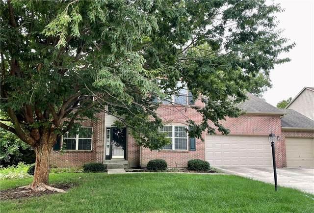 1642 Bridgewater Drive, Avon, IN 46123 (MLS #21813428) :: Quorum Realty Group