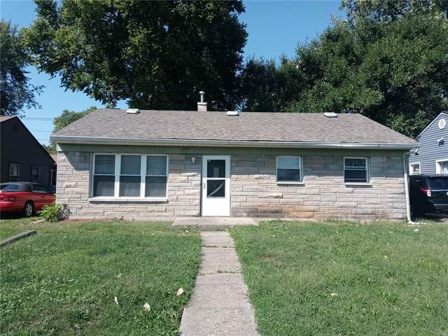 2734 Schofield Avenue, Indianapolis, IN 46218 (MLS #21813430) :: The Indy Property Source